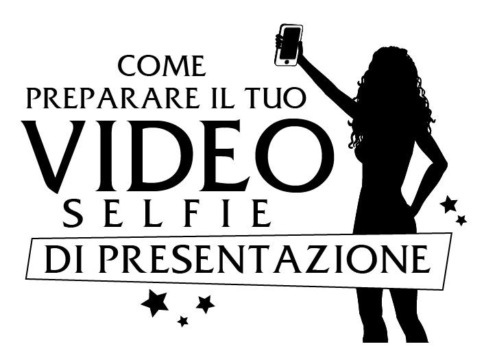 Come preparare il tuo video selfie di presentazione
