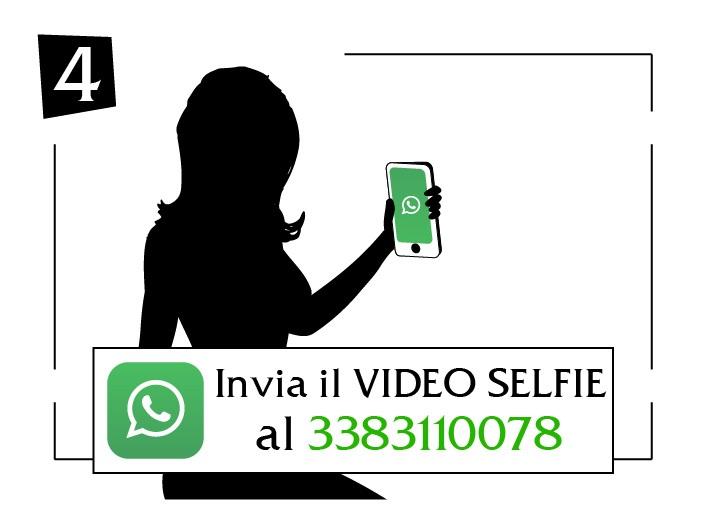 Invia il tuo video selfie Basilicata